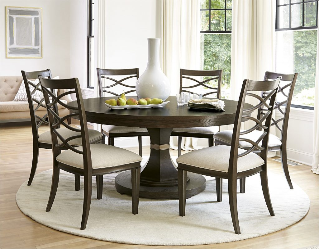 Best Round Dining Room Sets For 4 8 7 Table Be Black Round Dining