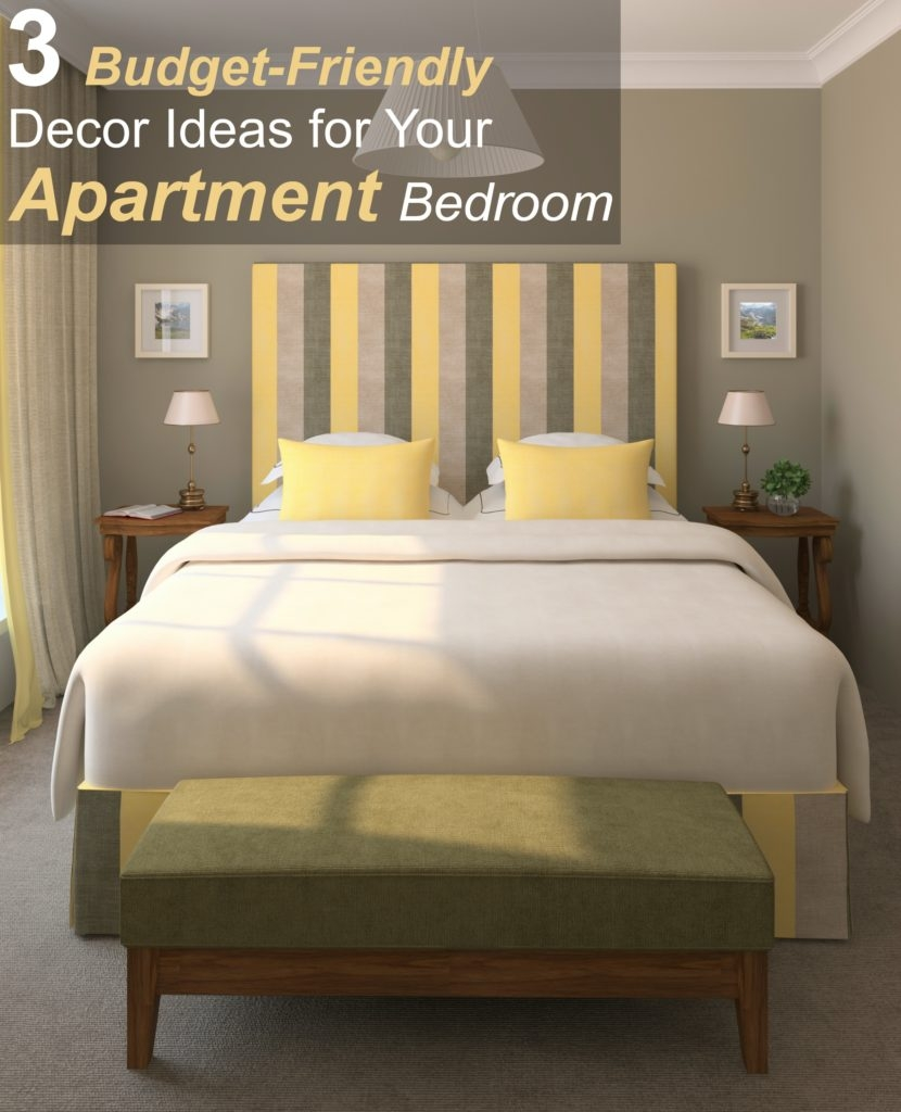 Best Small Bedroom Decorating Ideas On A Budget 3 Budget Friendly