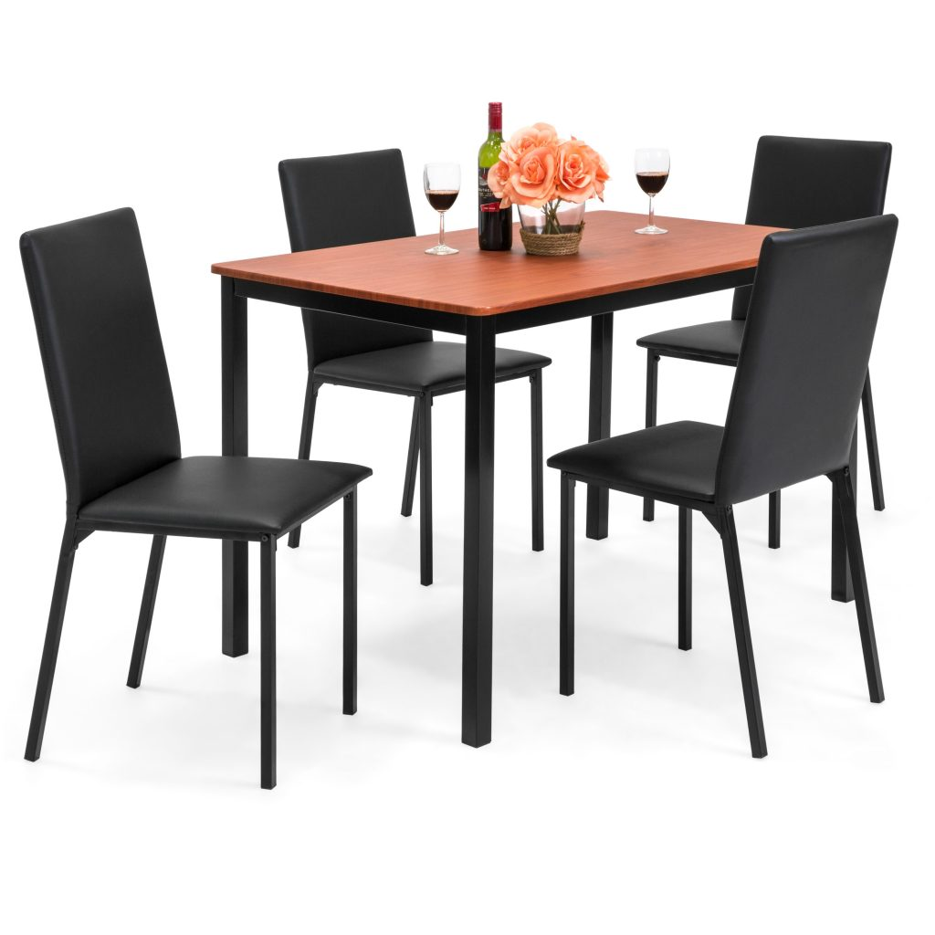 Bestchoiceproducts Best Choice Products 5 Piece Rectangle Dining