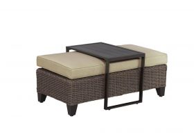 Outdoor Furniture Ottoman