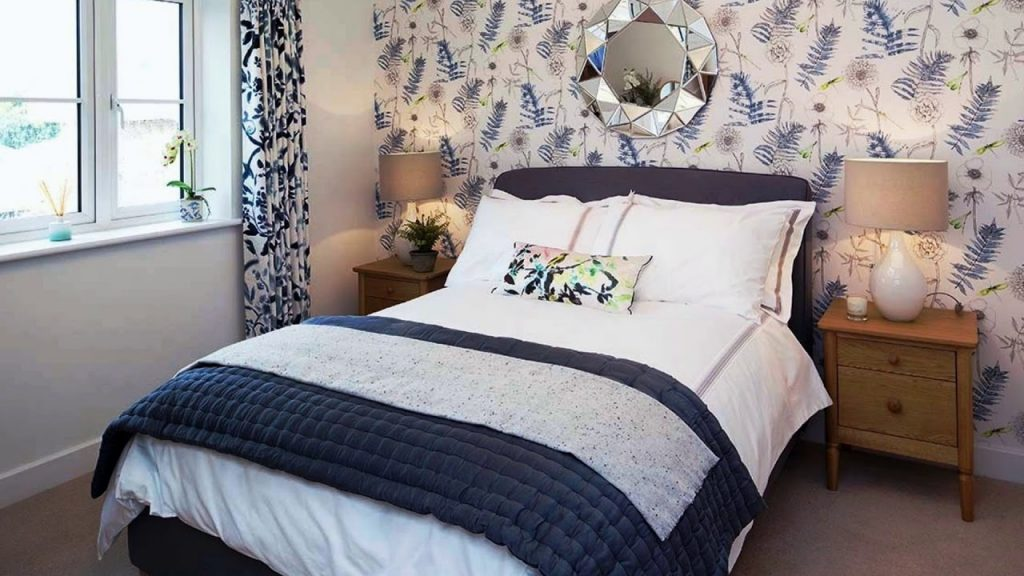 Budget Friendly Small Bedroom Decorating Design Ideas Youtube