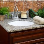 Burlywood Granite Vanity Tops