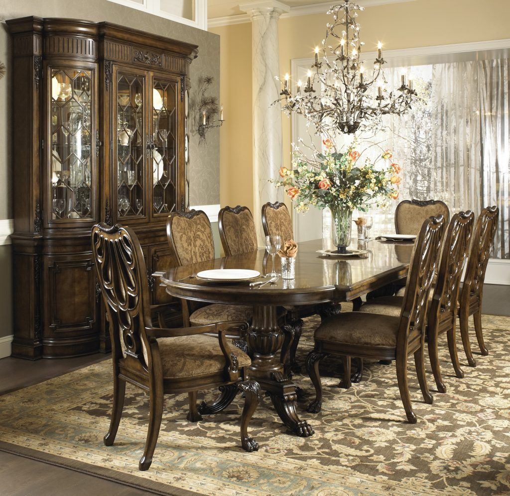 Buy The Belvedere Dining Room Set Fine Furniture Design From Www
