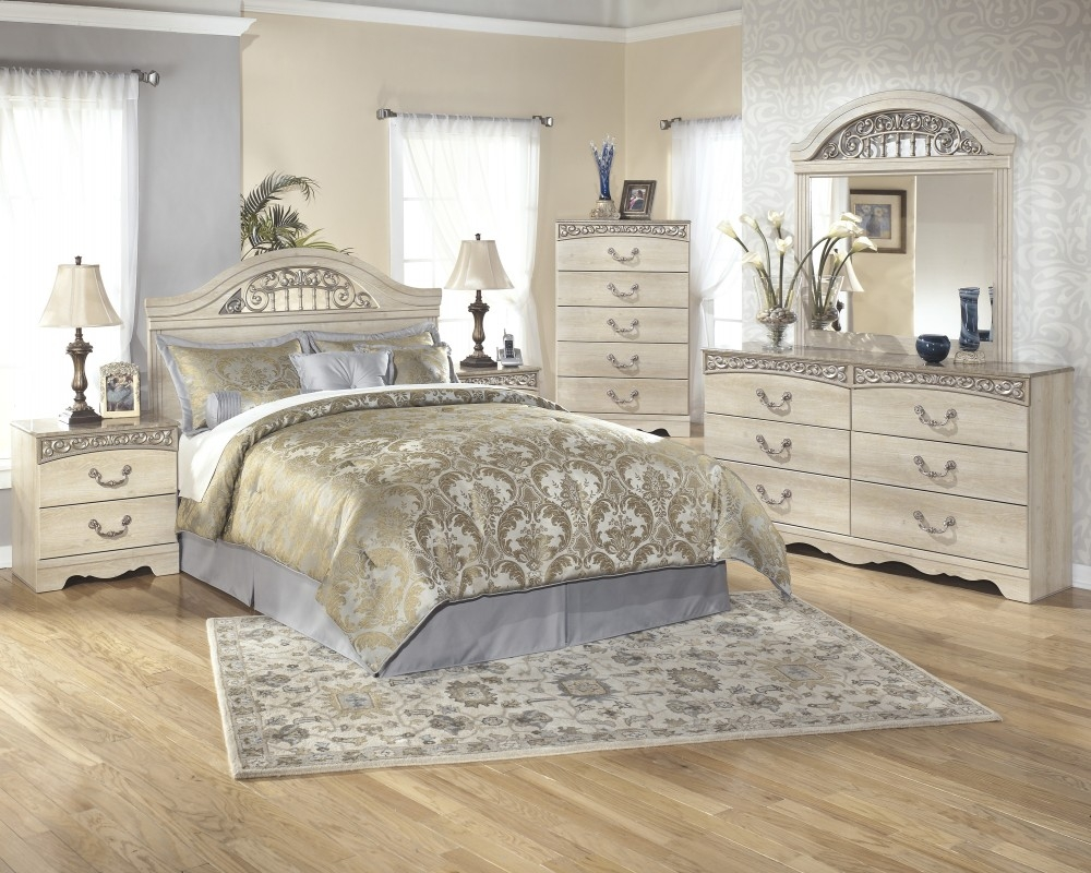 Catalina 4 Piece Bedroom Sets Price Busters