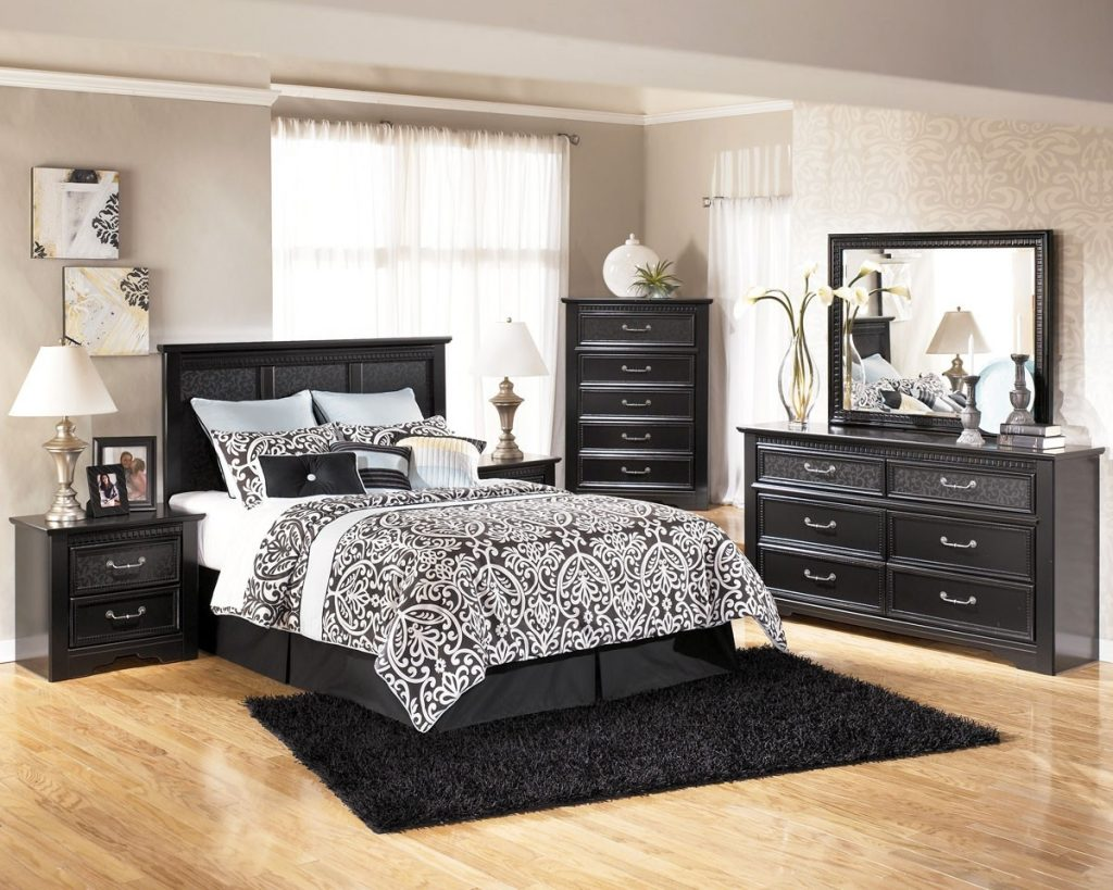 Cavallino 5pc Bedroom Set Ashley La Furniture Center