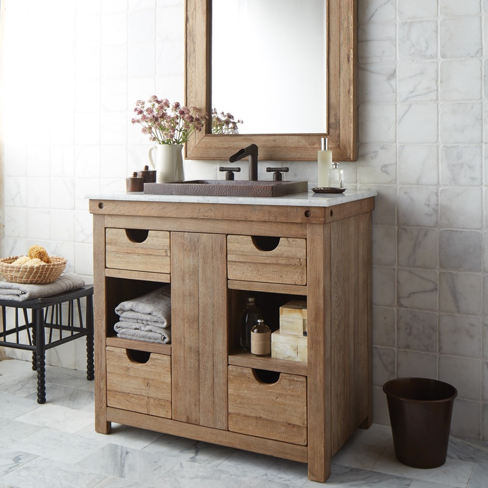 Chardonnay 36 Inch Single Sink Vanity Native Trails