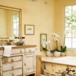 Extra Long Desk Table, French Country Bathroom Design Hgtv Pictures Ideas Hgtv Layjao