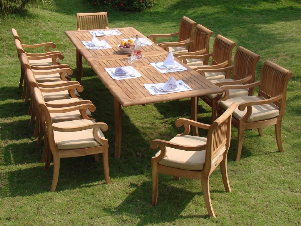 Compare And Choose Reviewing The Best Teak Outdoor Dining Sets