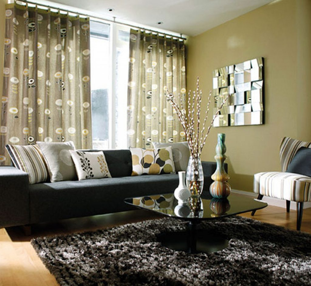 Contemporary Design For Modern Life Curtains Best Living Room Pretty