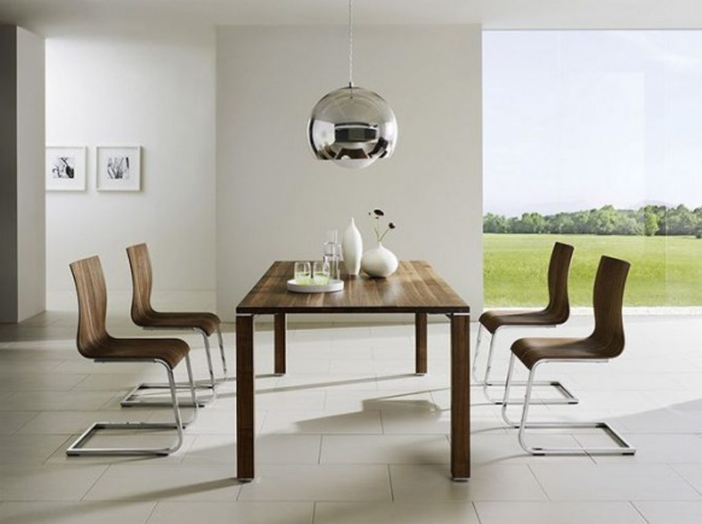 Contemporary Dining Room Table Sets All Contemporary Design Best