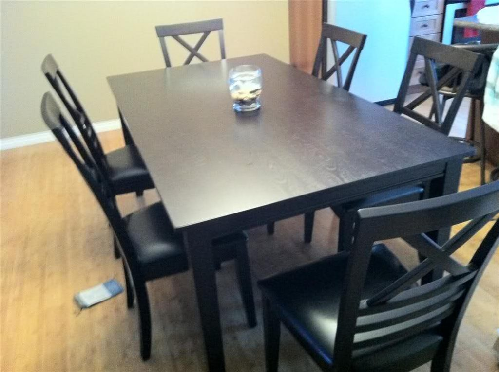 Contemporary Dining Table Sets With Costco Furniture For Comfortable