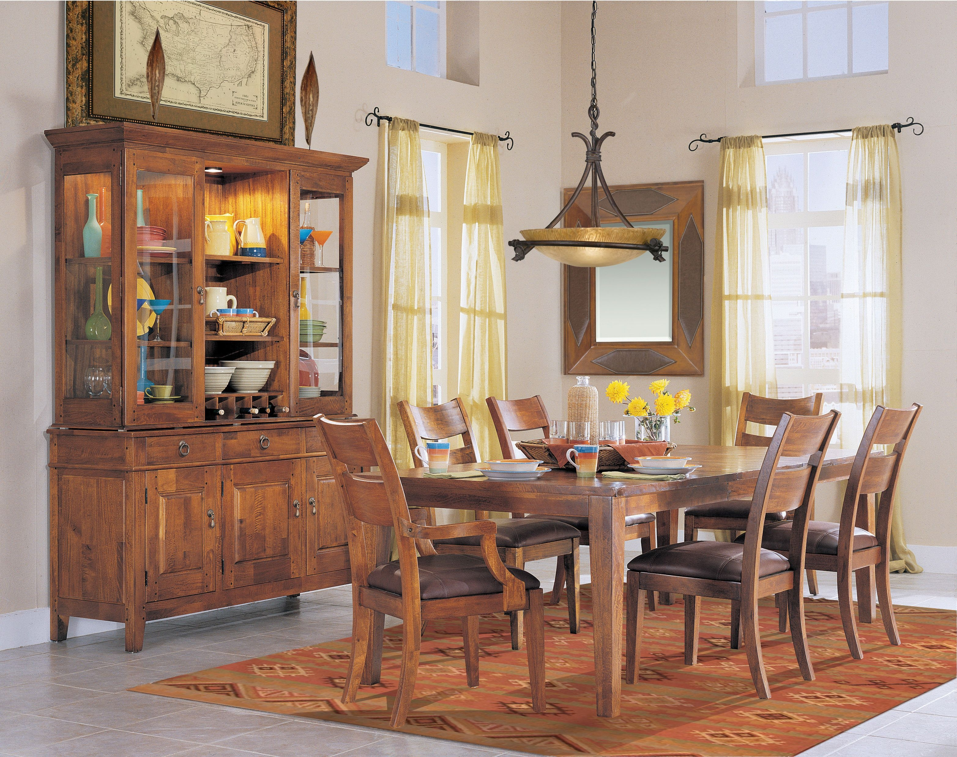 Corner Hutch Dining Room Frisch Cheap Dining Room Sets With Hutch
