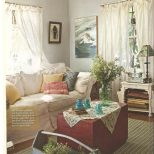 Country Cottage Style Living Rooms Artist Lynn Hansons Little