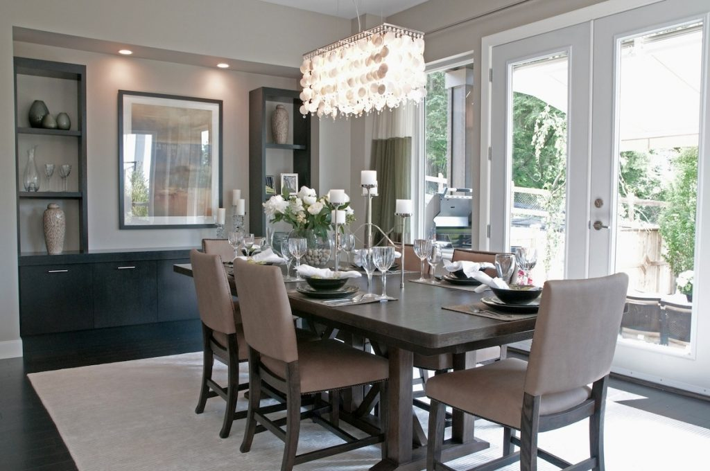 Custom Modern Chandeliers For Dining Room Bluehawkboosters Home Design