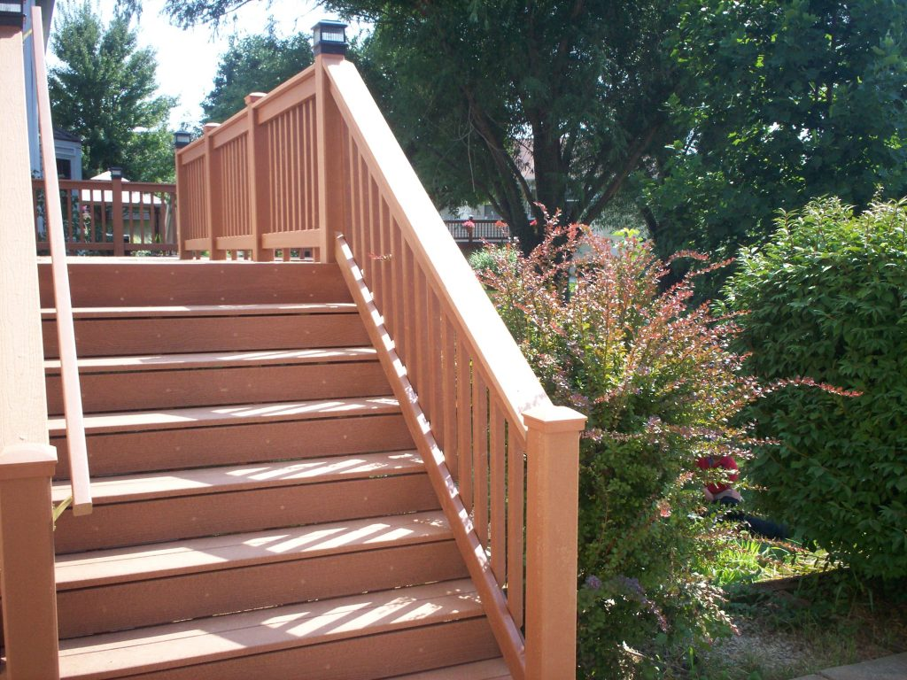 Deck Stairs Ideas How To Choose The Best Stair Design For Your Deck