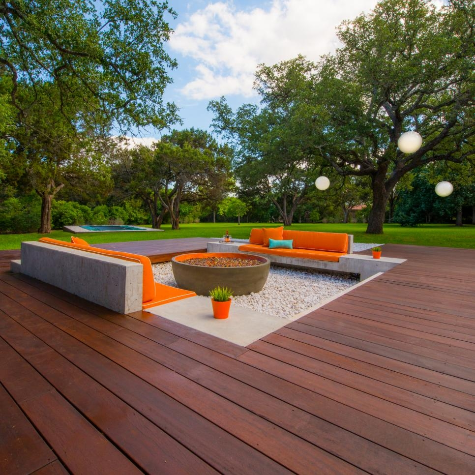 Deck Trend You Should Try Hgtv