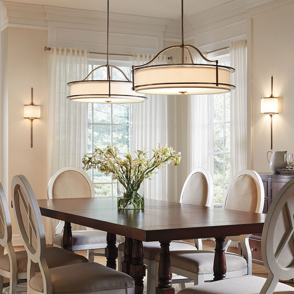 Decorating Modern Dining Room Table Lighting Dining Table Overhead