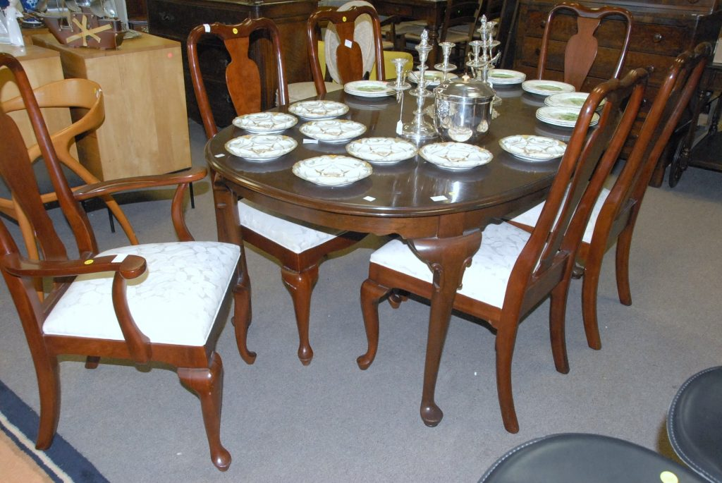 Dining Room Ethan Allen Chairs Dining And Table For The Lunch