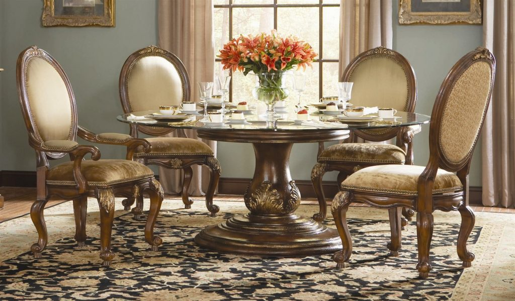 Dining Room Sets Round Table Dining Room Design Ideas