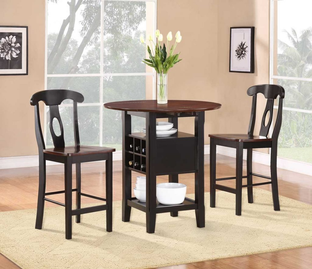 Dining Room Sets Target Homesfeed High Chairs Picture Solid Wood