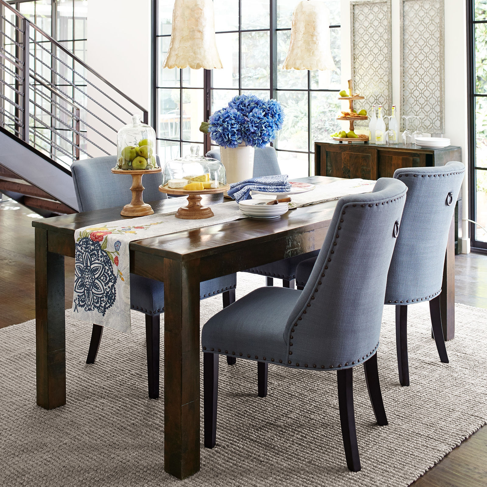 Dining Room Tables Sets Pier One Table Setting Design Layjao