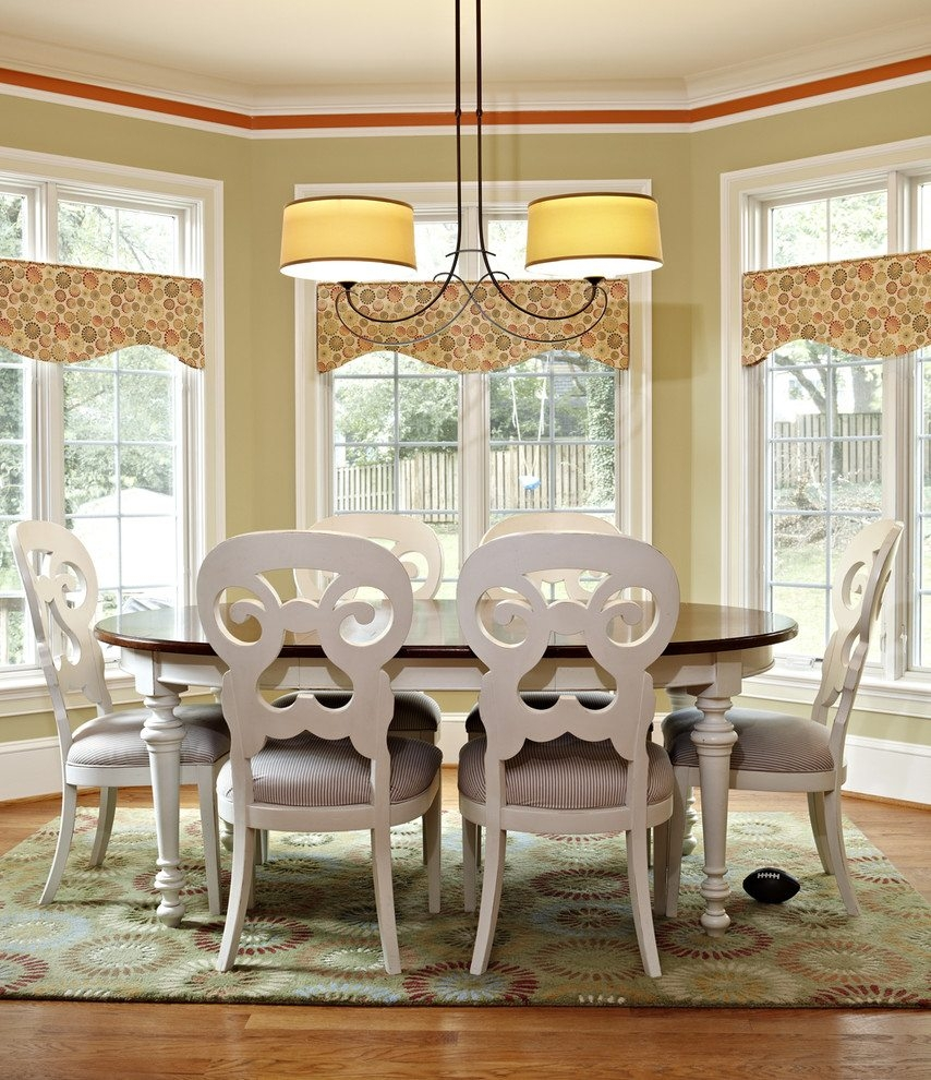 Dining Room Valance Ideas Domainmichael