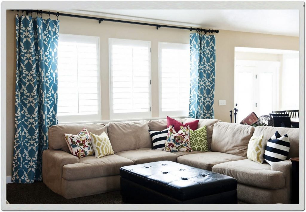 Dining Room Window Curtains Best Livingroom Curtain Ideas For Living