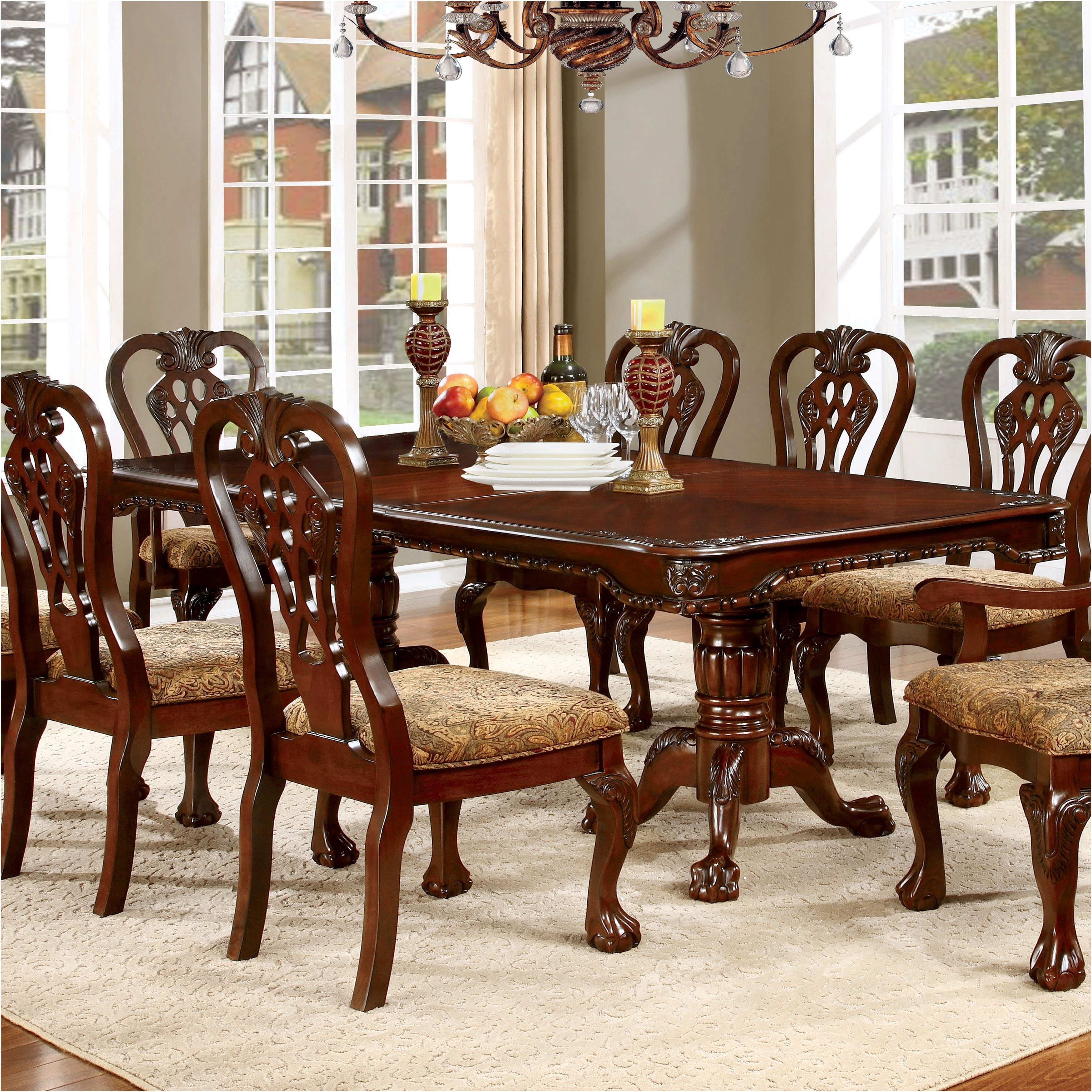 Dining Table Sears Round Dining Table Sets Room Mission Kitchen ...