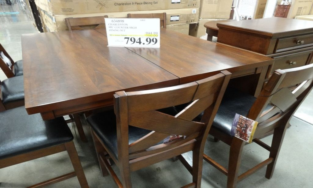 Dining Table Set 8 Chairs Costco Dining Room Sets Costco