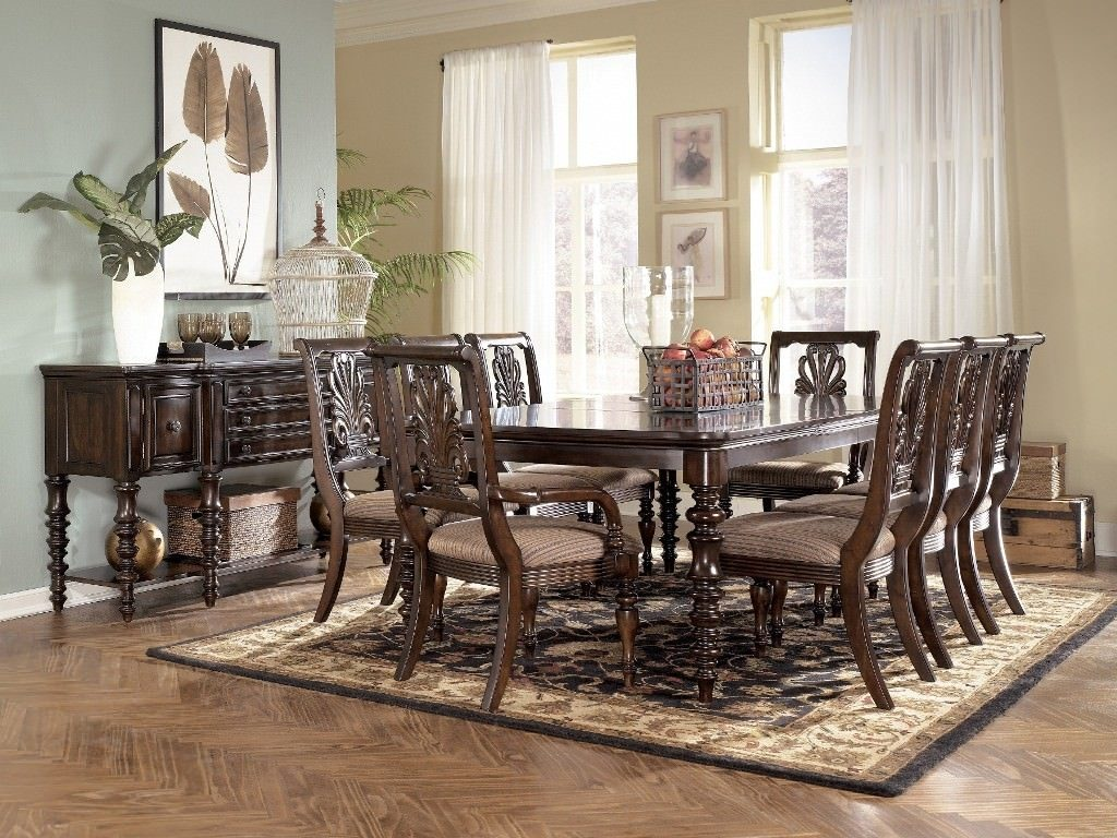 Dining Table Set Ashley Furniture Castrophotos