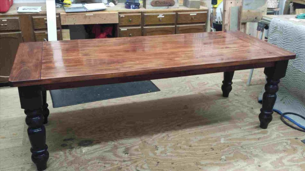 Diy Dining Room Table Legs Diy Furniture