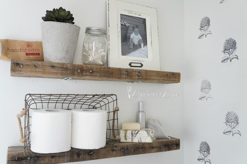 Diy Floating Shelves Bathroom Floatingshelvesbathroomnooks