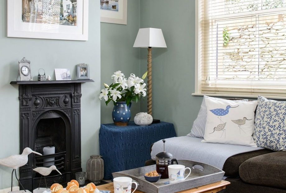 Duck Egg Living Room Ideas To Help You Create A Beautiful Scheme