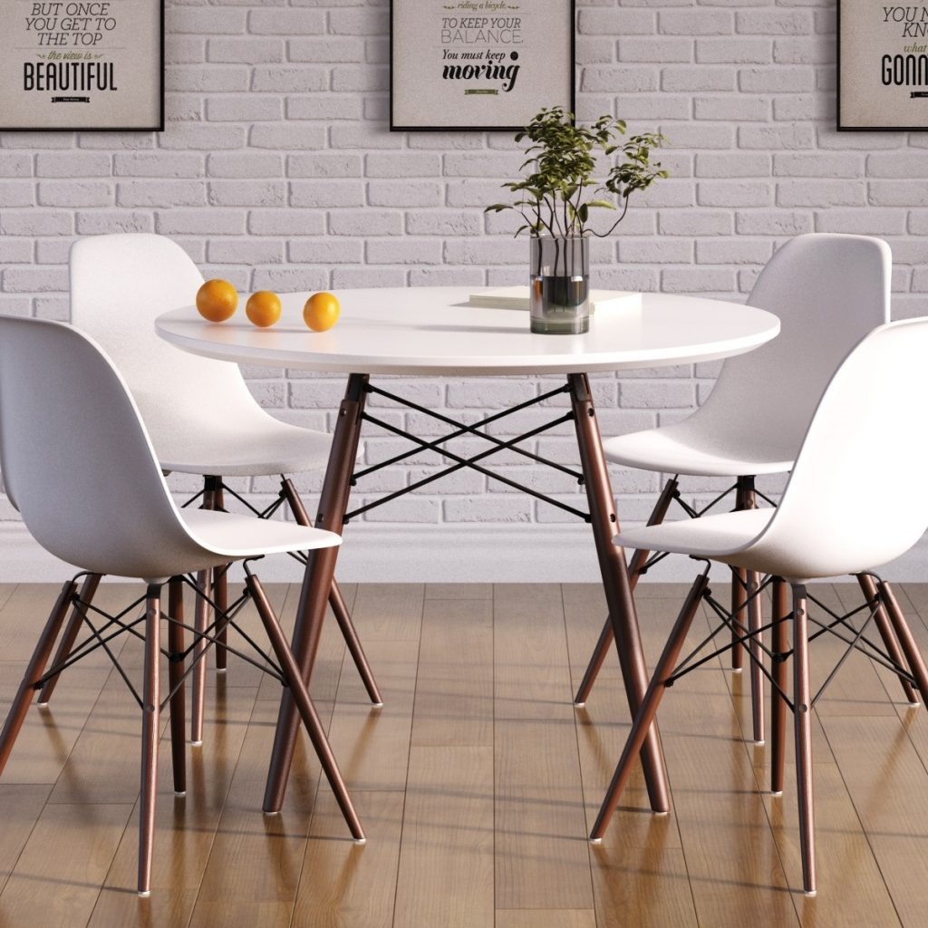 Eiffel Round Dining Table