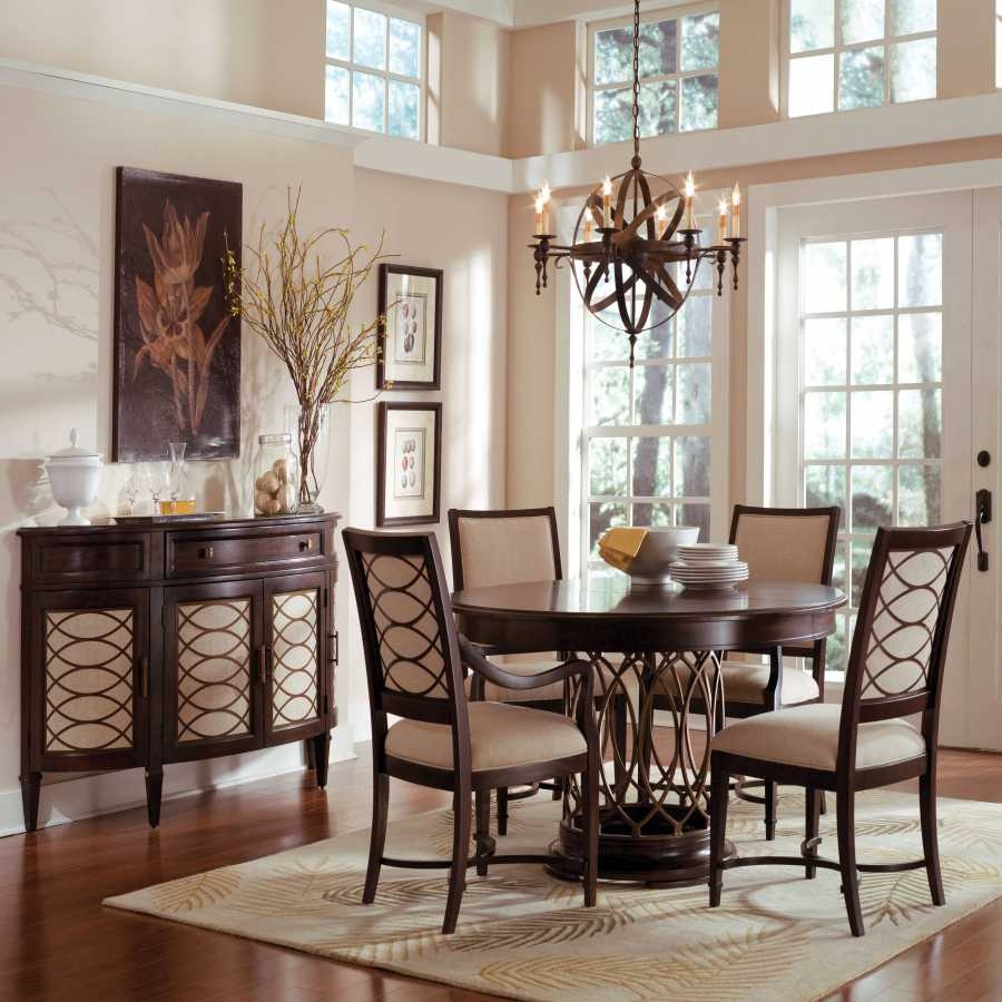 Elegant Dining Room Sets With Buffet Dining Room Design 2019