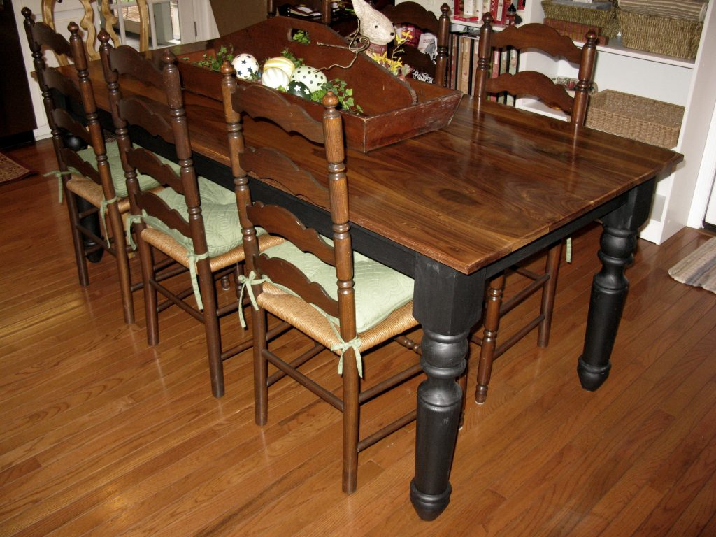 Farm House Style Table Using Osborne Table Legs Osborne Wood Videos