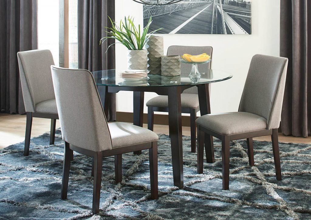 Flamingo Furniture Chanceen 5 Piece Dining Room Set