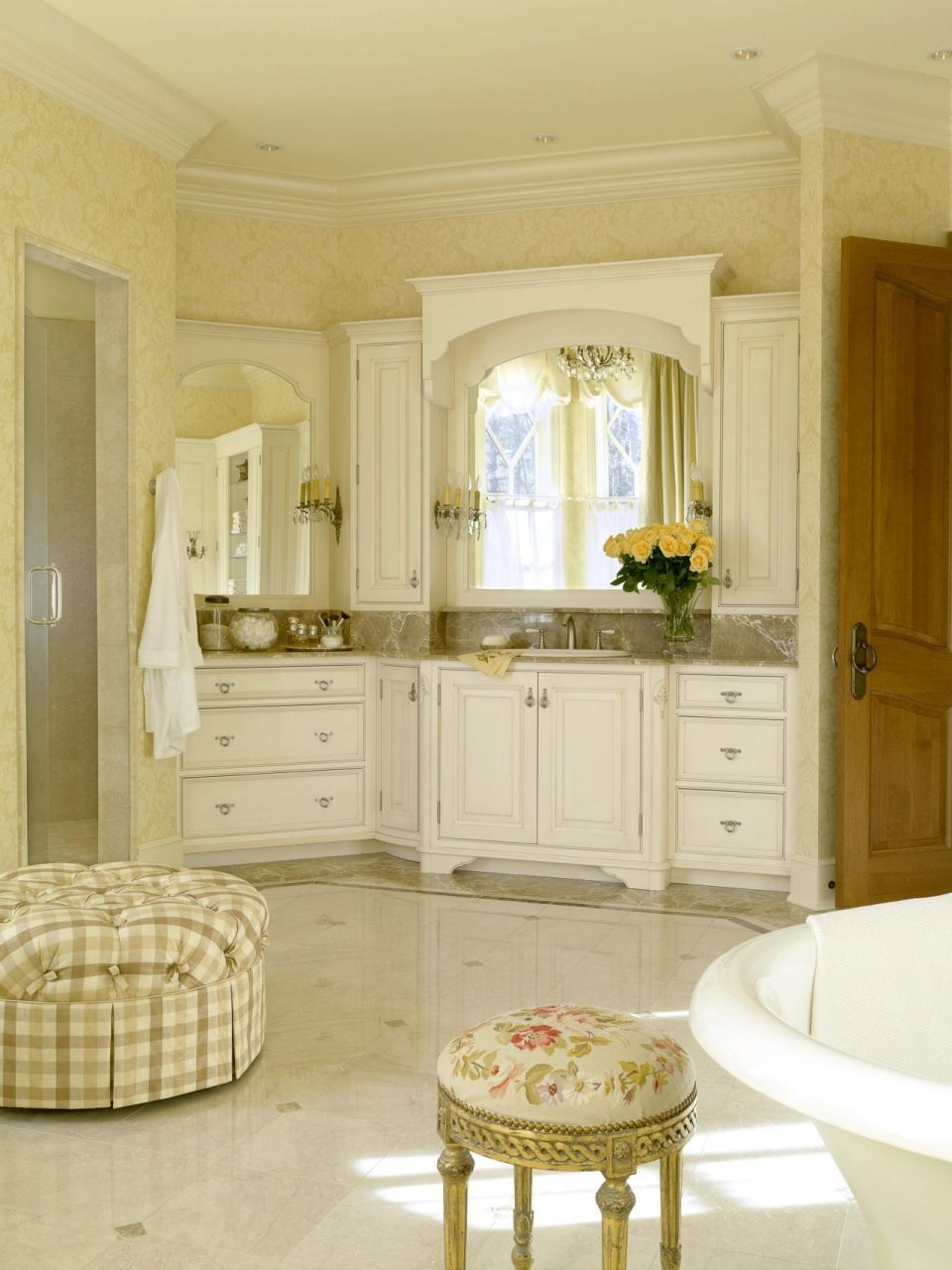 French Country Bathroom Design Hgtv Pictures Ideas Hgtv