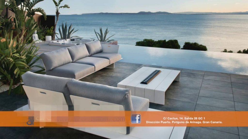 Gardenart High End Outdoor Furniture Luxury Fashion And Affordable