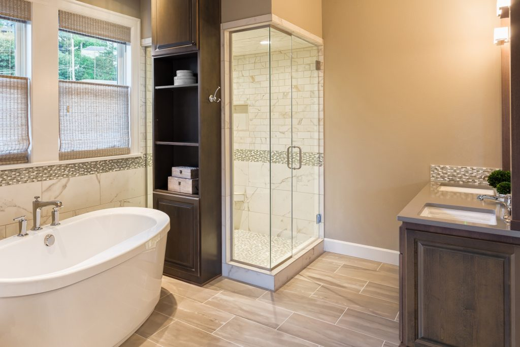 Gorgeous Bathroom Remodeling San Diego Ca With Kitchen Remodeling