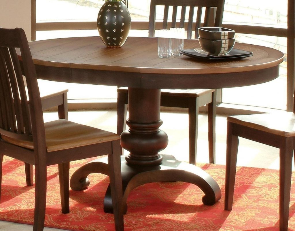 Grafton Dining Table Top Base Morris Home Kitchen Table