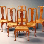 Dining Room Chairs Queen Anne