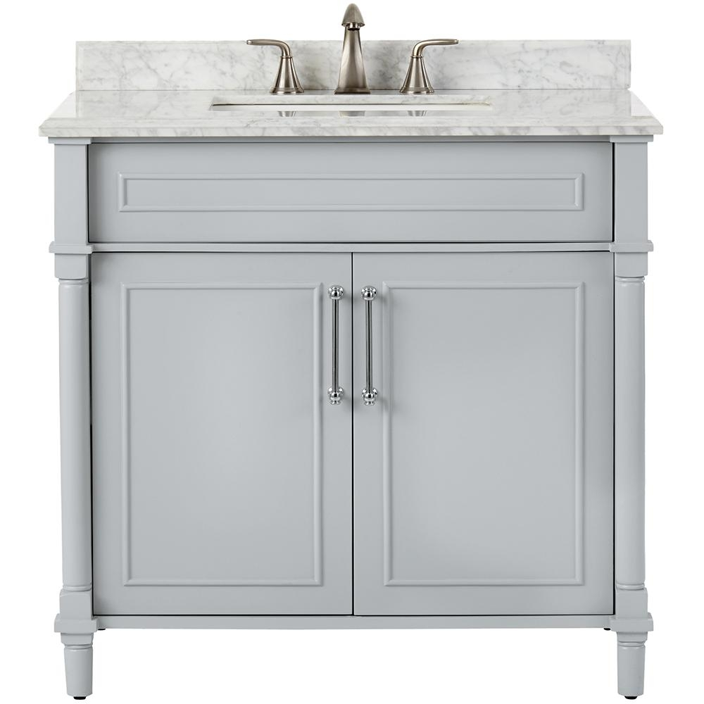 Home Decorators Collection Aberdeen 36 In W X 22 In D Single Bath
