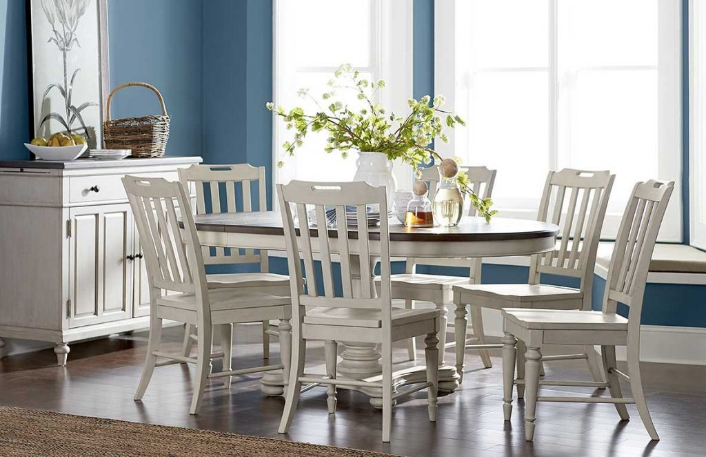 How To Choose Dining Table Size Dimensions Macys