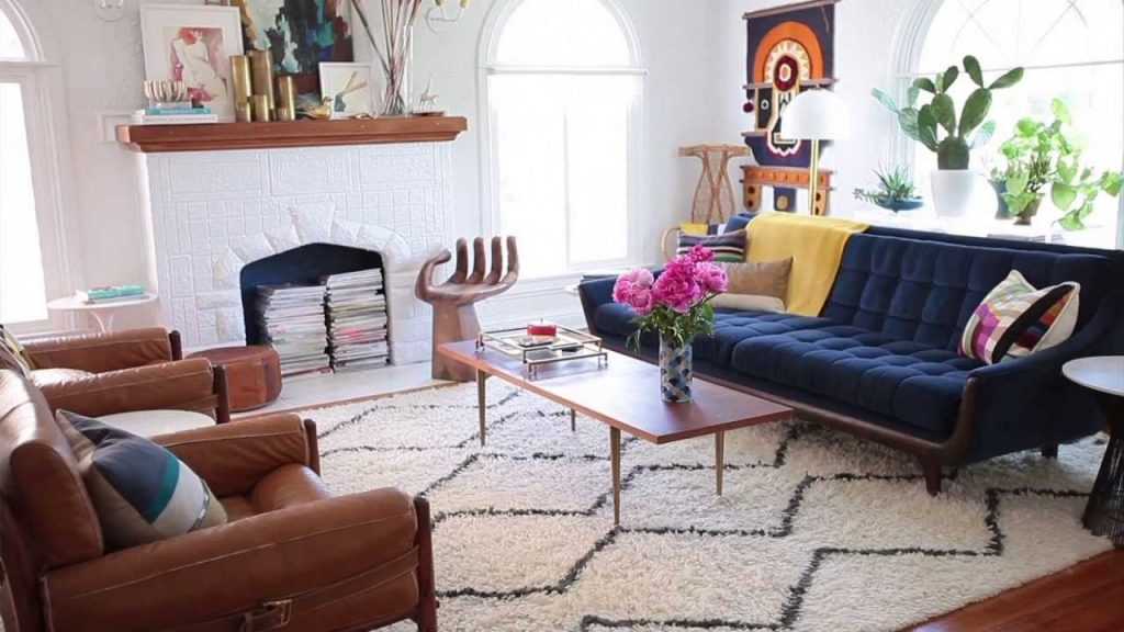 How To Choose The Perfect Rug Size Youtube
