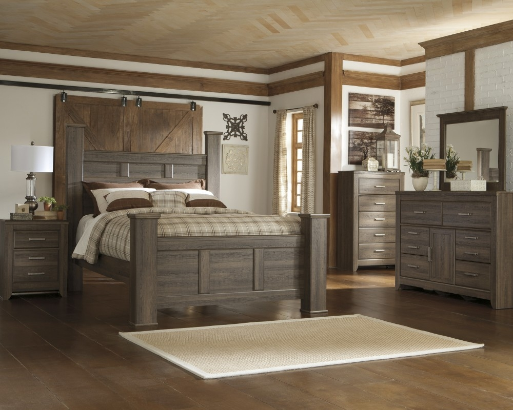 Juararo 5 Piece Bedroom Set Price Busters