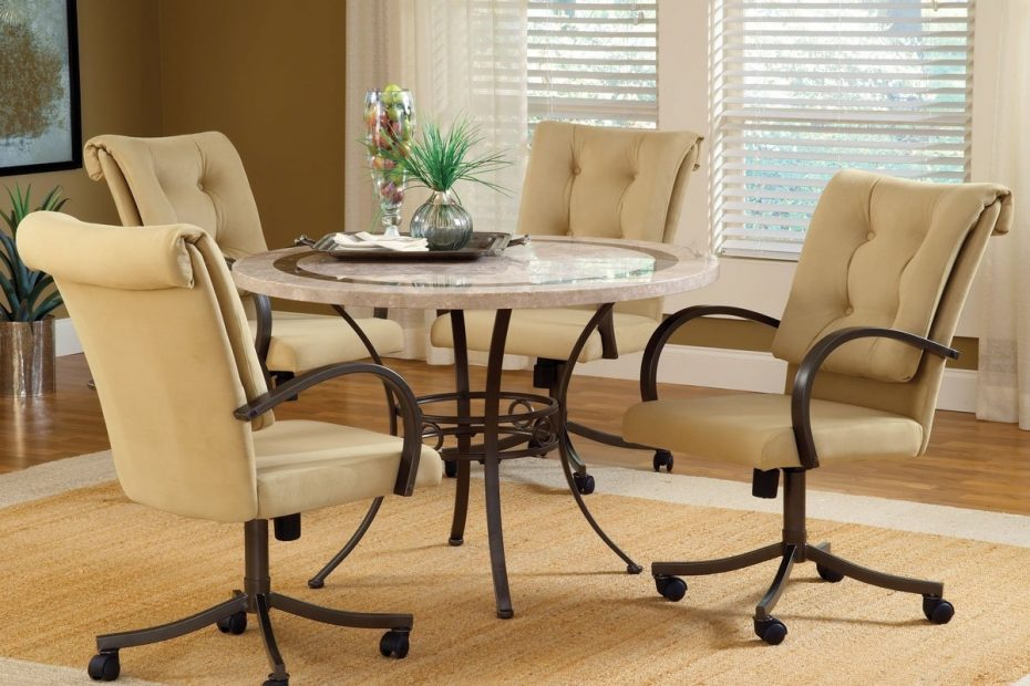 Kitchen Chairs With Wheels Images Where To Buy Kitchen Of Dreams