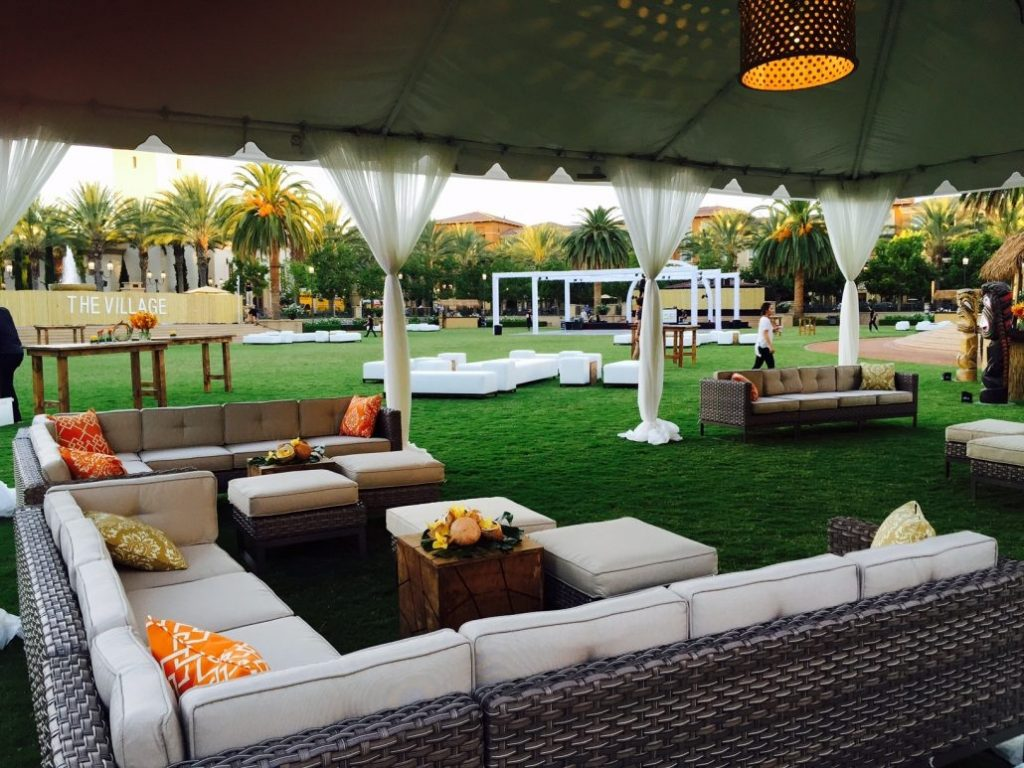 Las Vegas Event Furniture Rental City Vip Concierge