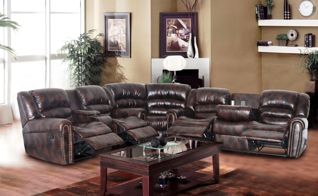 Leather Sectional Sofa For Modern Living Room The Home Redesign