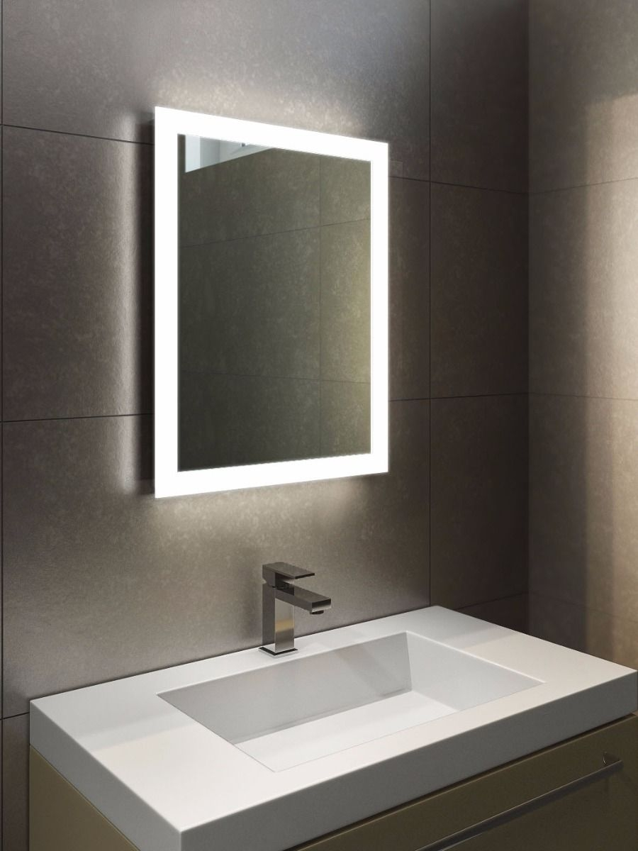 Light Up Bathroom Mirror Freesilverguide